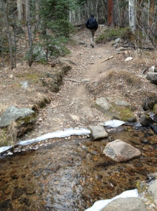 2nd creek crossing