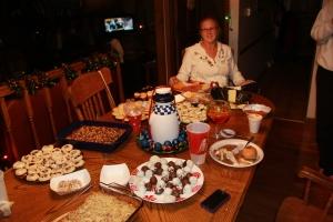 Sweet feast