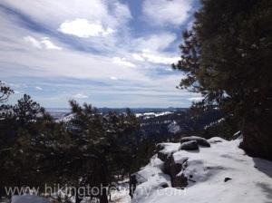 Belcher Hill Trail - White ranch park