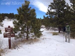 Sawmill Trail Break