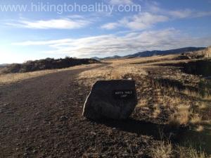 Trail marker 1