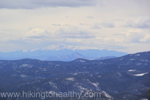 Another Pikes peak shot from the top