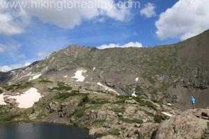 Facing North from Mohawk Lake