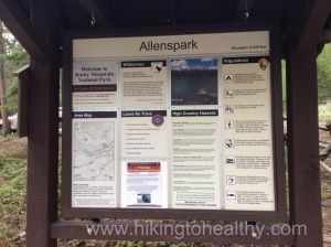 Allenspark Trailhead