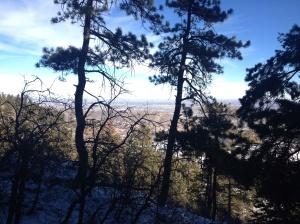 Awesome views at Deer creek