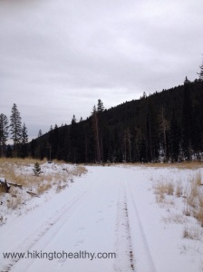 Trail conditions from BE to SR