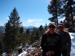 pikes peak and views