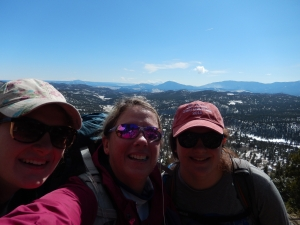 The best view on Scout line - see pikes peak?