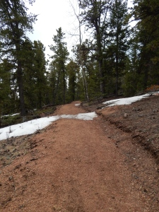 Boarder Line Trail Conditions