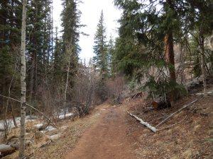 Mason Creek Trail conditions