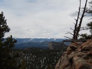 Views at overlook