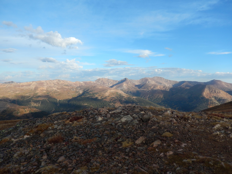 Mt Sniktau 13 243 Ft Loveland Pass Colorado Hiked 9